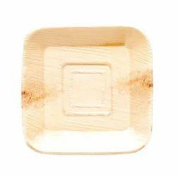 Square Areca Plates