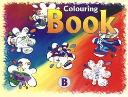 Colouring Book B