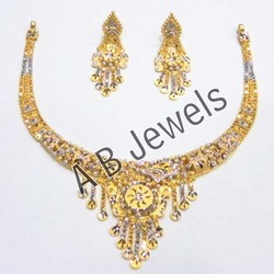 Gold Rhodium Necklaces