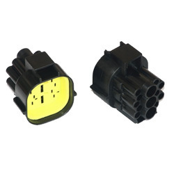 Hybrid Water Proof Connectors