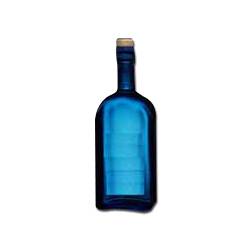 Liquor Glass Bottle 05