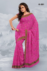 Cheap Georgette Sarees