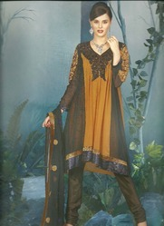 Indian Embroidered Suits Salwar