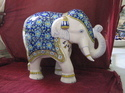 Elephant Big (Pottery Craft)