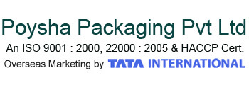Poysha Packaging Pvt. Ltd.