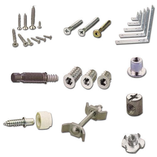Hardware Fittings Knock Down Fittings Manufacturer From