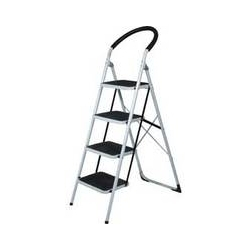 Steel Step Stool - 4 Steps