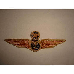 Embroidered Wing Badges