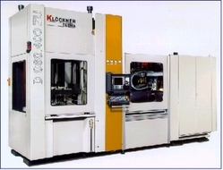 Bottom Injection Machines