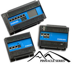 Etherlogic Pinnacle Scada Programmable Controllers