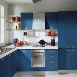 Our clients can avail from us an array of kitchen shutters amp wardrobes