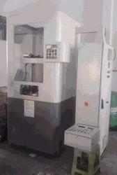 cnc honing machine wth guard assembly