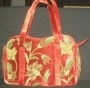 Grapes Passion Red Tote