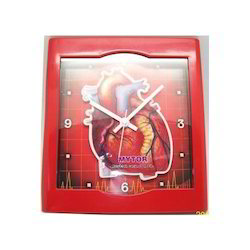 Anatomical Wall Clock