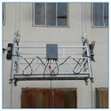 Suspended Wire Rope Platform (SRP)