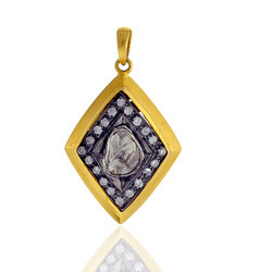 Diamond Fusion Pendant