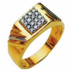 Gents Diamond Ring