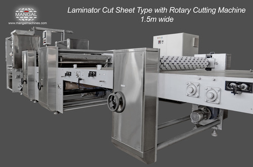 Rotary Biscuit Cutting Machine