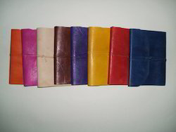 Goat Leather Handmade Paper Journal