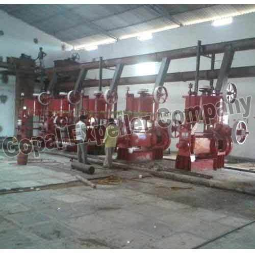 Oil Mill Machinery Parts