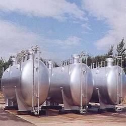 Open Pressure Vessel