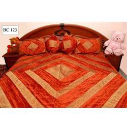 Red Yellow Bedsheet