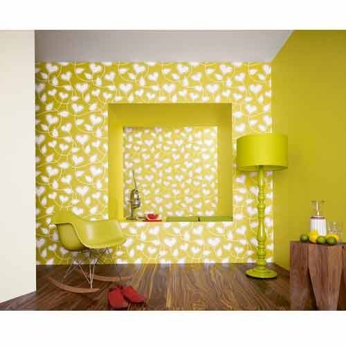 Scenery wallpaper wallpaper for home decoration india for Home furnishing designs
