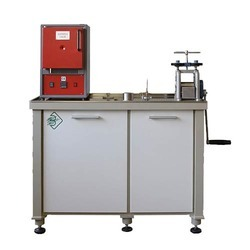 Assay Bench - Manual Mill