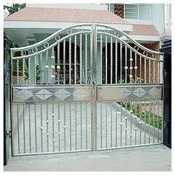 Stainless Steel Gates & Railings