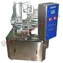 Ice Cream Tub Filling Machine