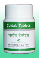 Coldab Ayurvedic Tablets