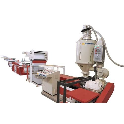 Tape Extrusion Stretching Line