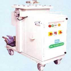 Electrostatic Liquid Cleaning Machine (ELC)