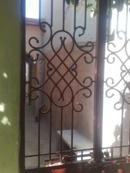 Window With Gate