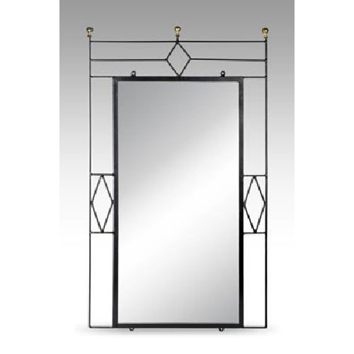 Wrought Iron Dressing Mirrors