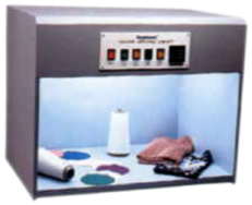 Colour Matching Cabinet Garment Testing Instruments