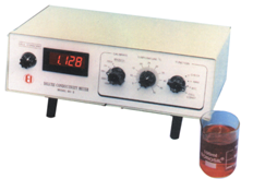 Tds Ph Meter Table Top Dyeing Lab Instruments