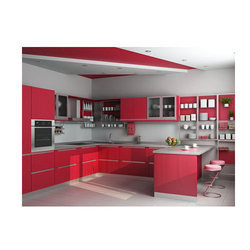 Modular Home Kitchens - German Modular Kitchen, Italian Modular