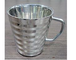 Stainless Steel DW Flower Mugs