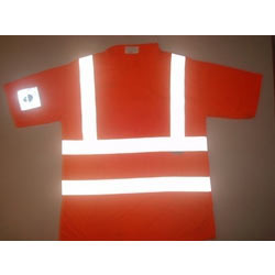 Reflective Safety T- Shirts