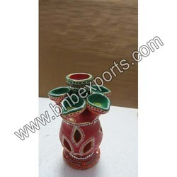 Decorative Standing Diya