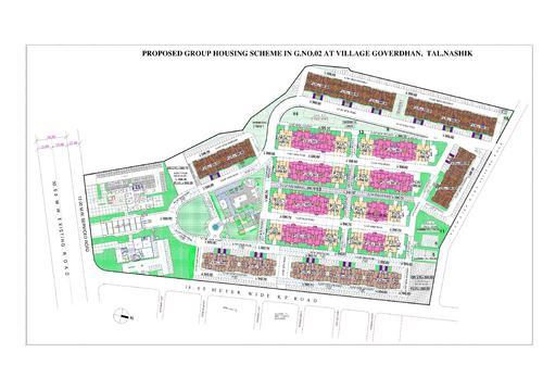 New Township Planning - Permission Of Group Housing Schemes Service ...