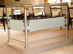 Atrium Railing Of High Quality