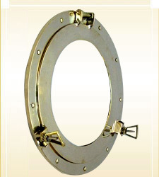 Ship Porthole Mirror