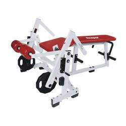 Leg Curl Plate Loaded Machine