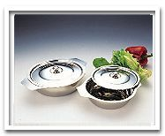 Bowl & Plastic Cover (Bpc-03)