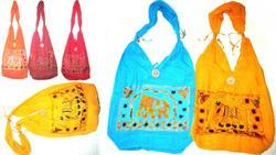 Boho Fabricated Shoulder Bags