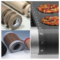 PTFE Coated Belts and Tapes