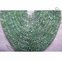 Russian Emerald Rondelles