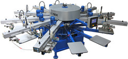 Garment Screen Printing Machine